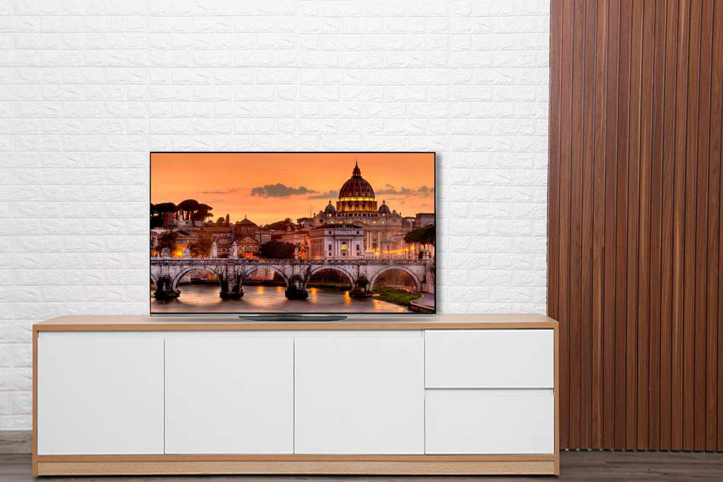 Android Tivi Oled Sony 4k 55 Inch Kd 55a9g Mẫu 2019