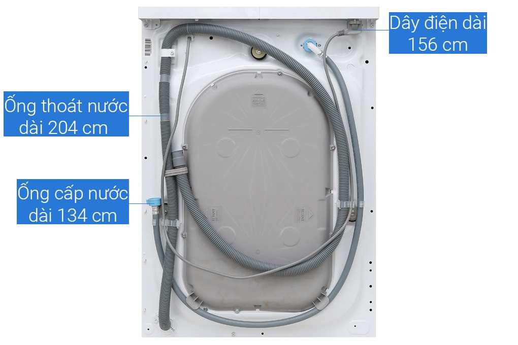 May Giat Electrolux 10 Kg Ewf1023bewa Inverter