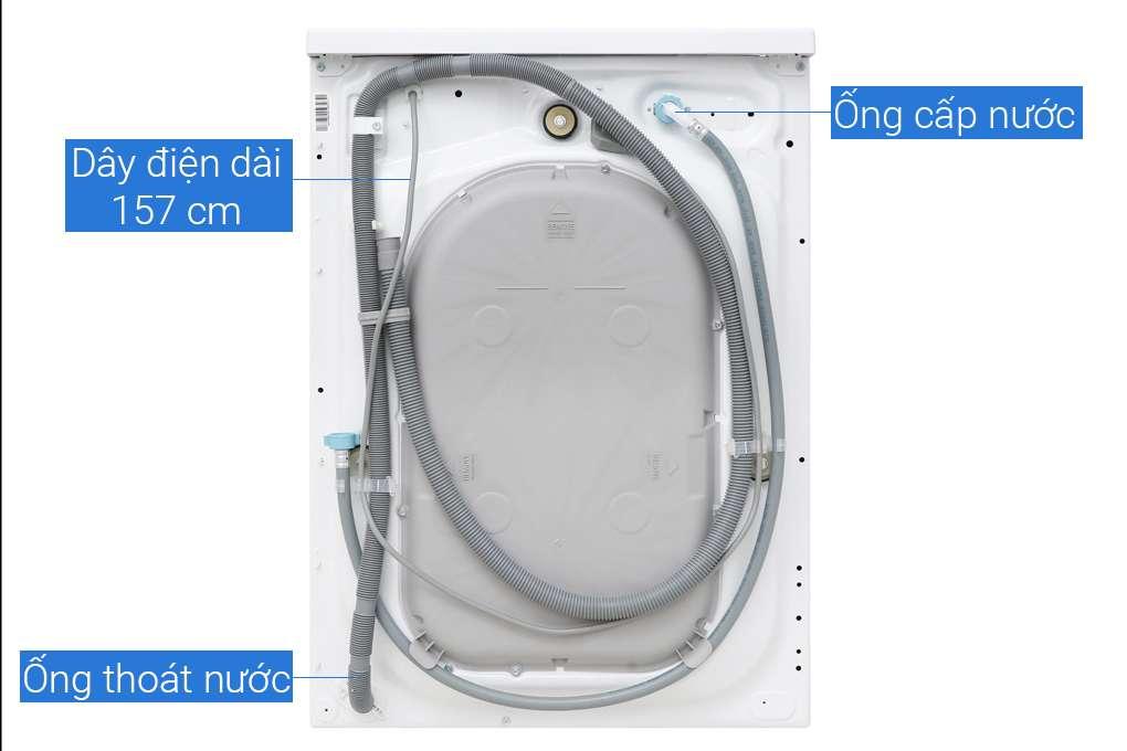 May Giat Electrolux Inverter 8 Kg Ewf8025dgwa