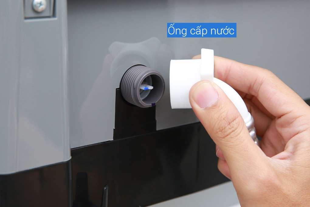 May Giat Panasonic Inverter 9.5 Kg NA FS95V7LMX