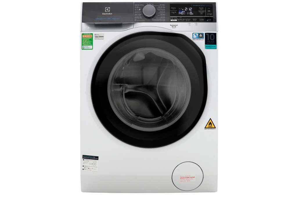 May Giat Say Electrolux 10 Kg Eww1042aewa