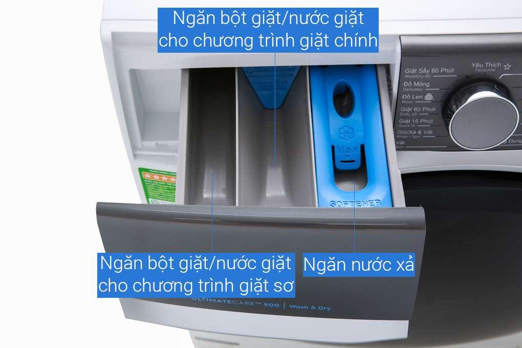 May Giat Say Electrolux 10 Kg Eww1042aewa