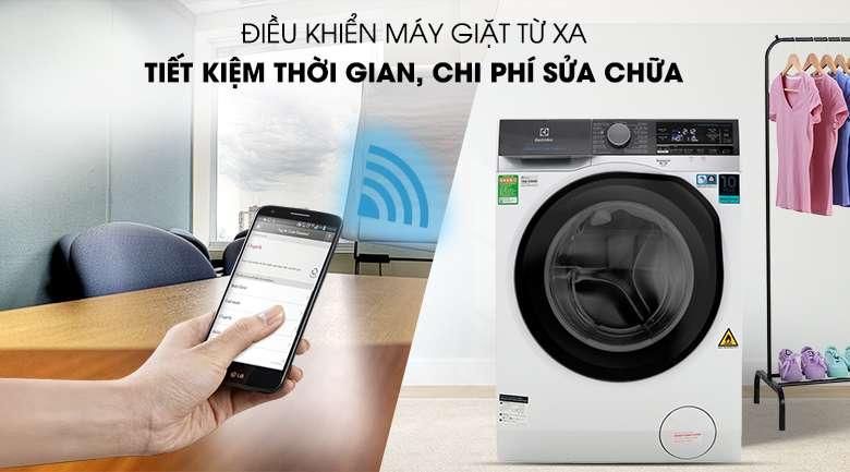 Kết nối wifi - Máy giặt sấy Electrolux EWW1141AEWA