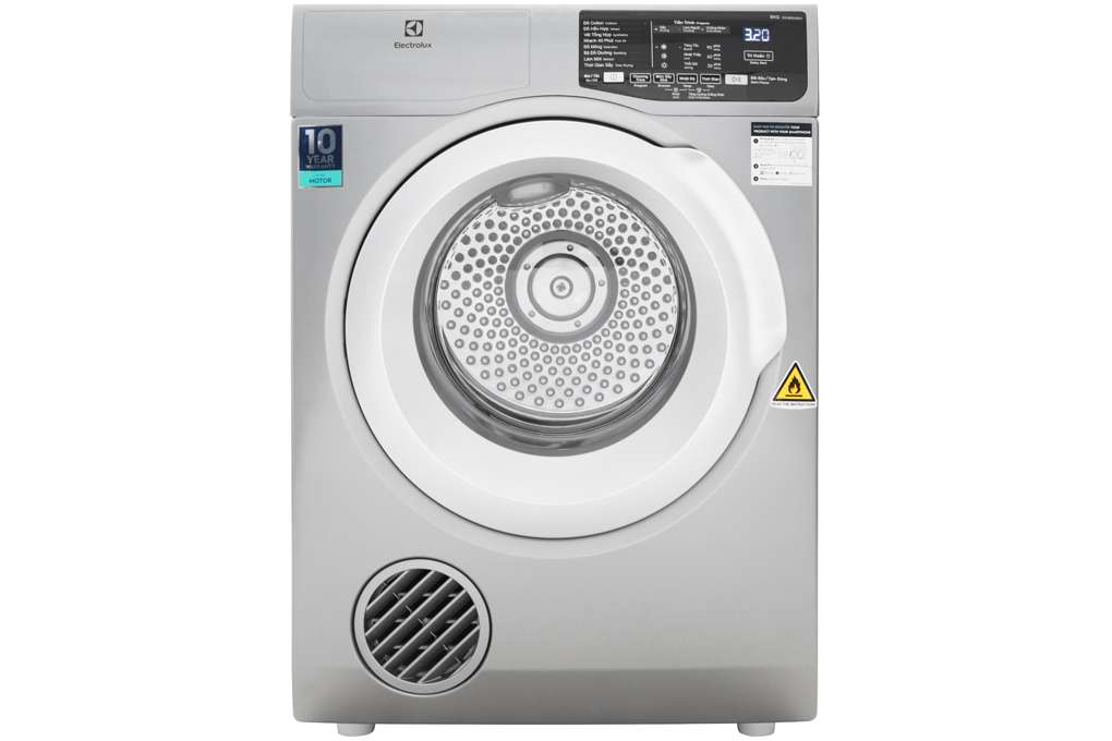 May Say Electrolux 8 Kg Edv805jqsa