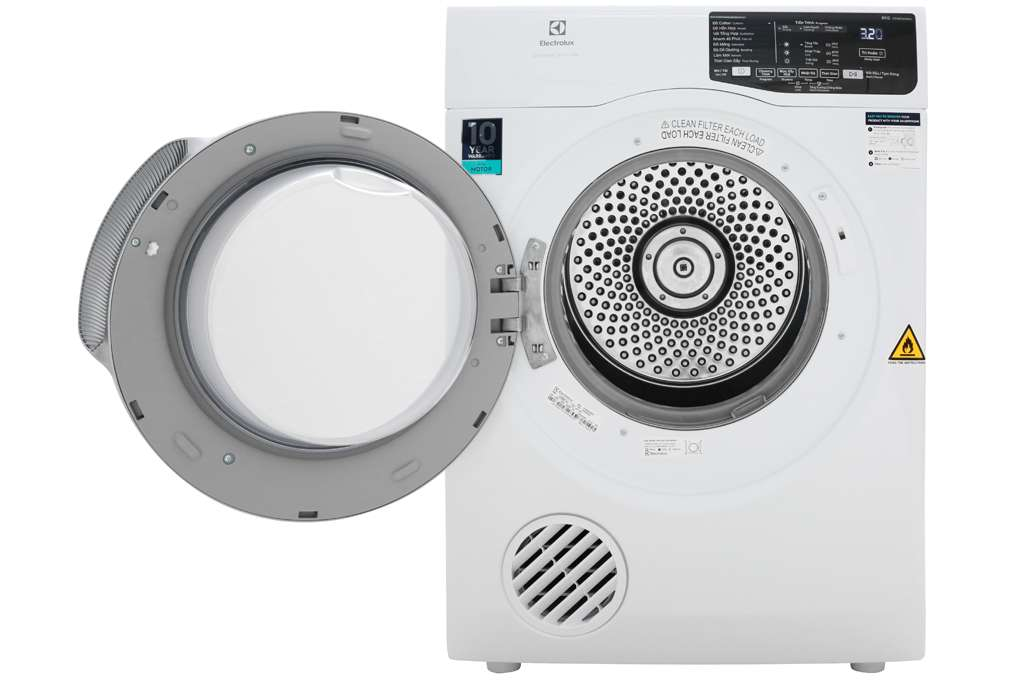 May Say Electrolux 8 Kg Edv805jqwa
