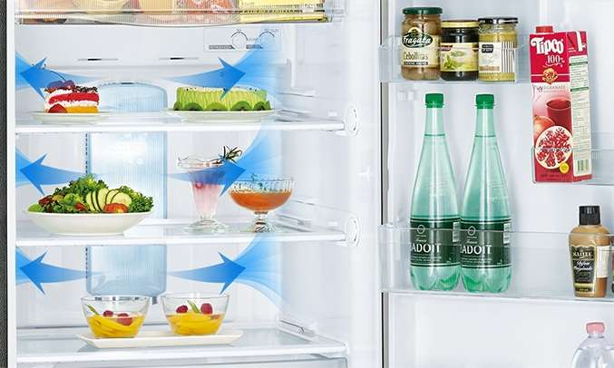 Tủ lạnh Mitsubishi Electric 376 lít MR-FX47EN-GBK-V (2 cửa) khử mùi tốt