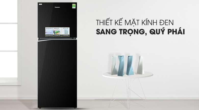 Tủ lạnh Panasonic Inverter 366 lít NR-BL381GKVN