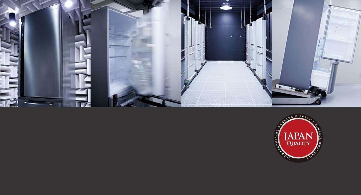 Chất lượng Nhật Bản Tủ lạnh Panasonic Inverter 326 lít NR-BL351GAVN