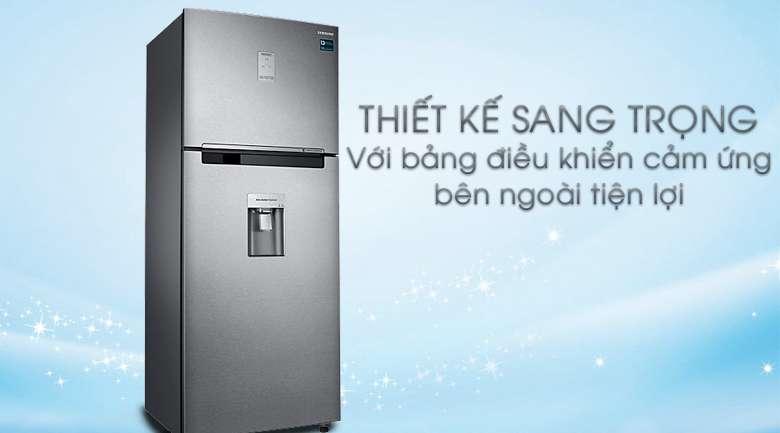 Tủ lạnh Samsung Inverter 442 lít RT43K6631SL/SV