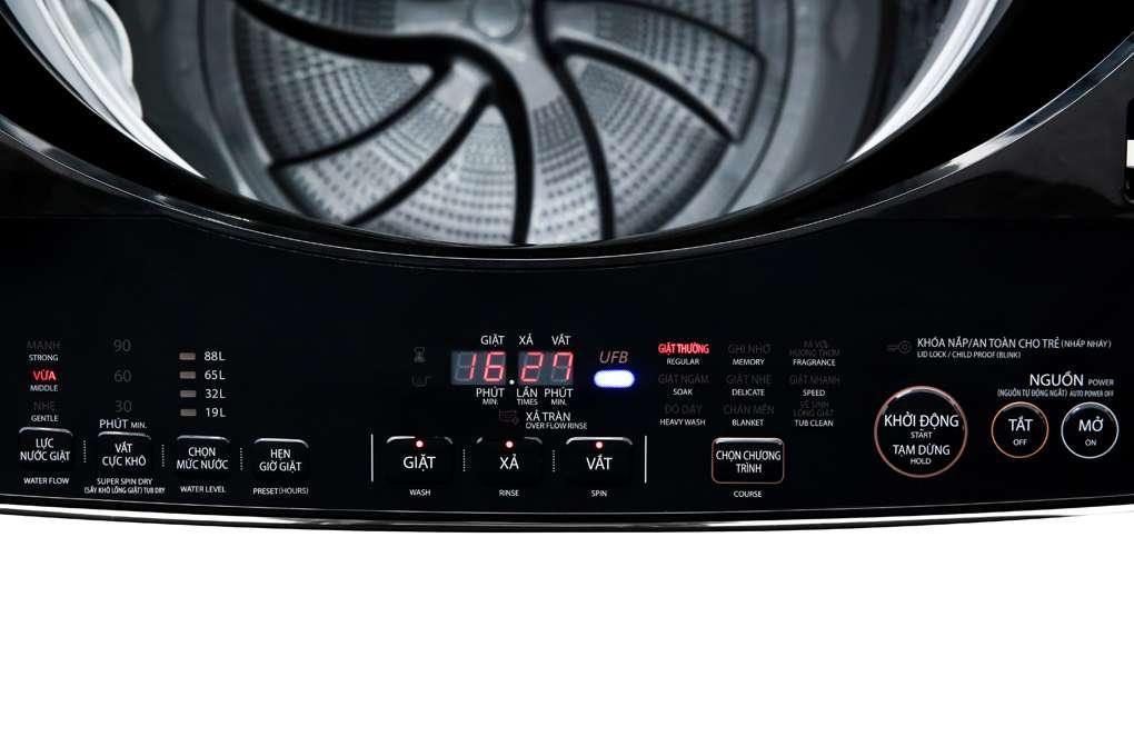 May Giat Toshiba Inverter 13 Kg Aw Duj1400gv Kk