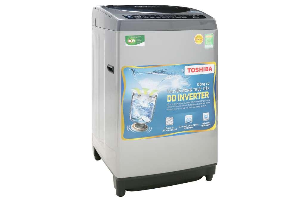 May Giat Toshiba Inverter 9 Kg Aw Dj1000cv Sk