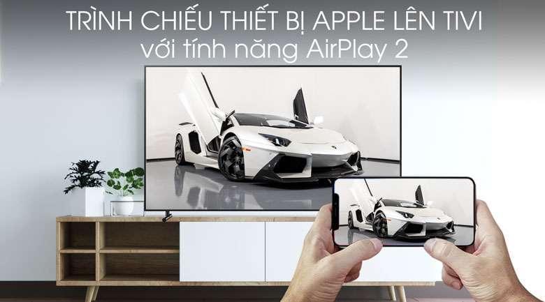 Smart Tivi Khung Tranh QLED Samsung 4K 55 inch QA55LS03R - AirPlay 2