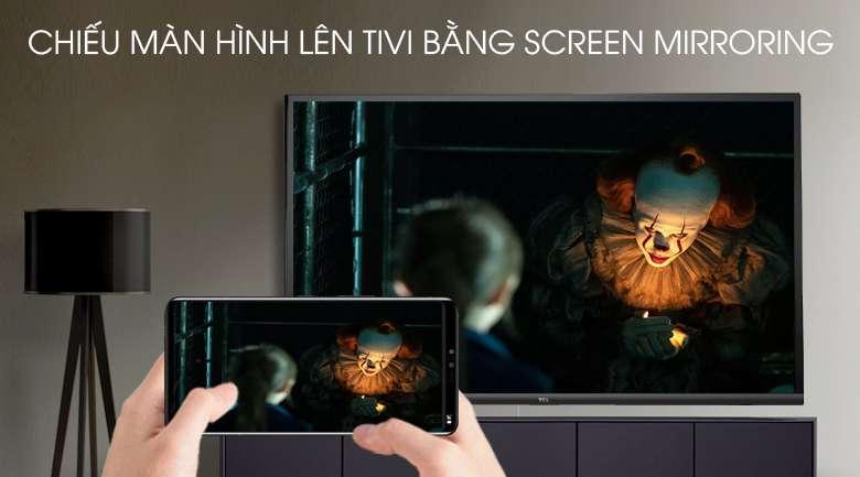 Smart Tivi TCL 32 inch L32S6300 - Screen Mirroring