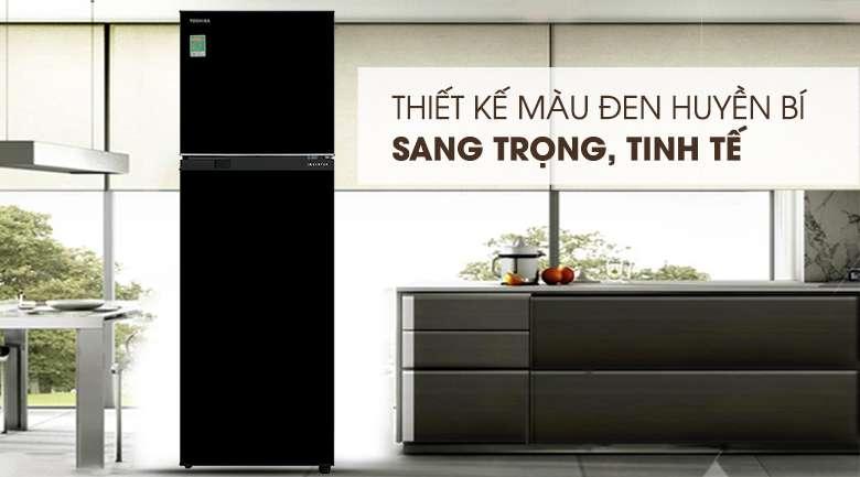 Tủ lạnh Toshiba Inverter 253 lít GR-B31VU UKG