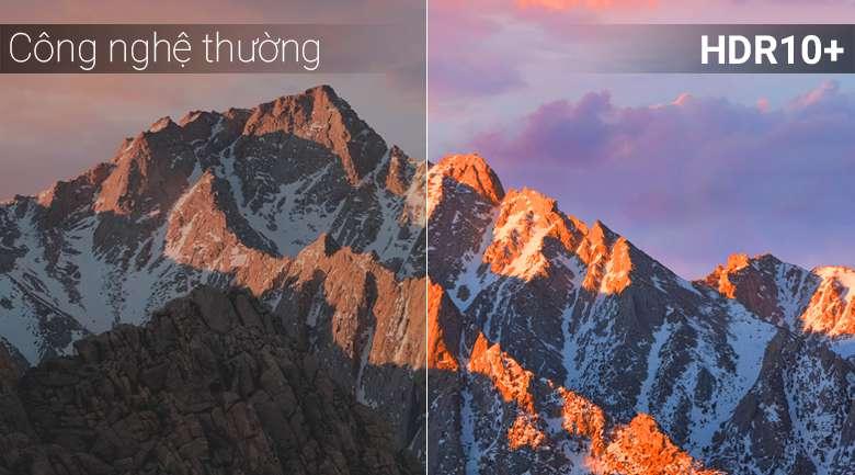 Công nghệ HDR10+ trên Android Tivi QLED TCL 55 inch L55X4