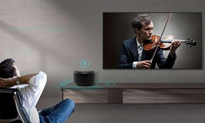 Tivi TCL LED L43P8 âm thanh Bluetooth