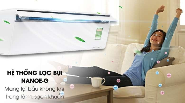 NanoeG - Máy lạnh Panasonic Inverter 1.5 HP CU/CS-VU12UKH-8