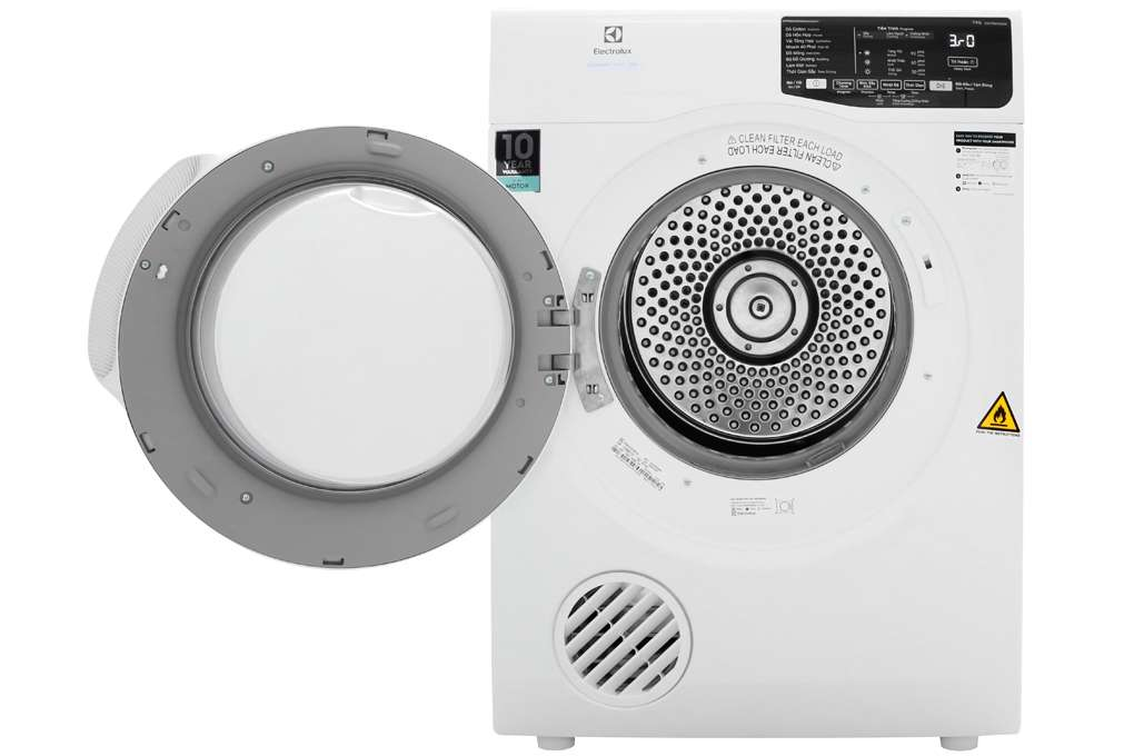 May Say Electrolux 7 Kg Edv705hqwa