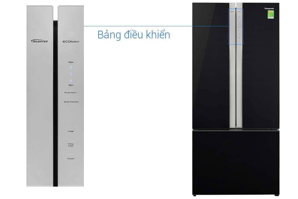 Tu Lanh Panasonic Inverter 446 Lit Nr Cy550gkvn
