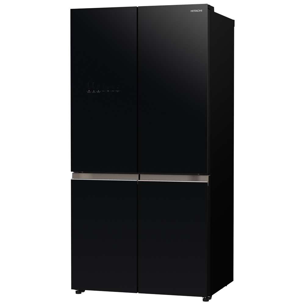 French Bottom Freezer 4door Deluxe 02
