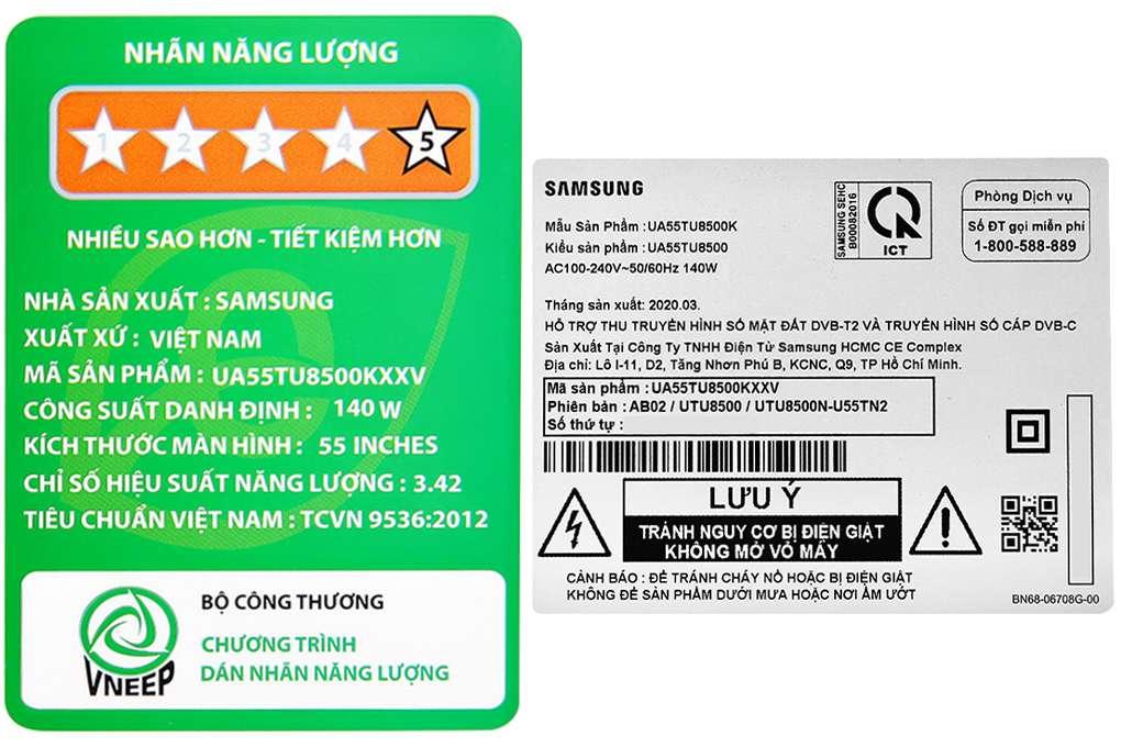 Samsung Ua55tu8500 9 Org