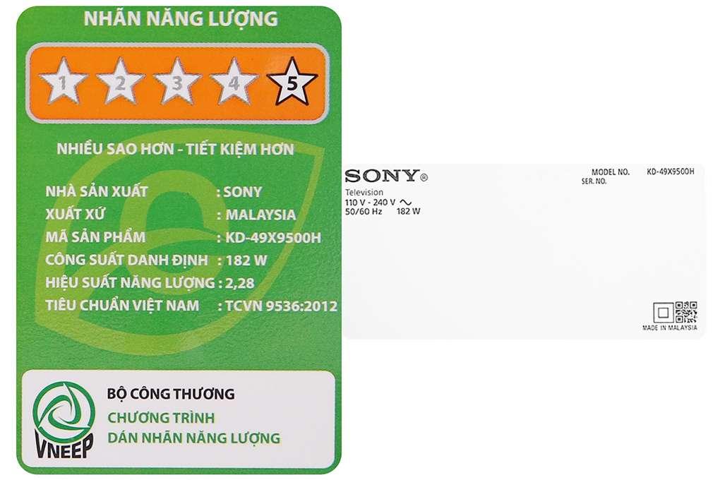 Sony Kd 49x9500h 9 Org