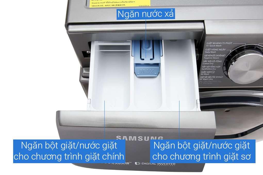 May Giat Say Samsung 10kg Wd10n64fr2x Sv 5 1 Org