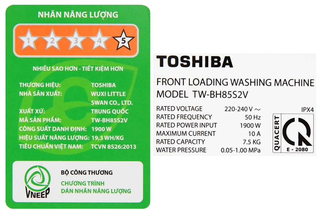 Toshiba Tw Bh85s2v Wk 9 Org