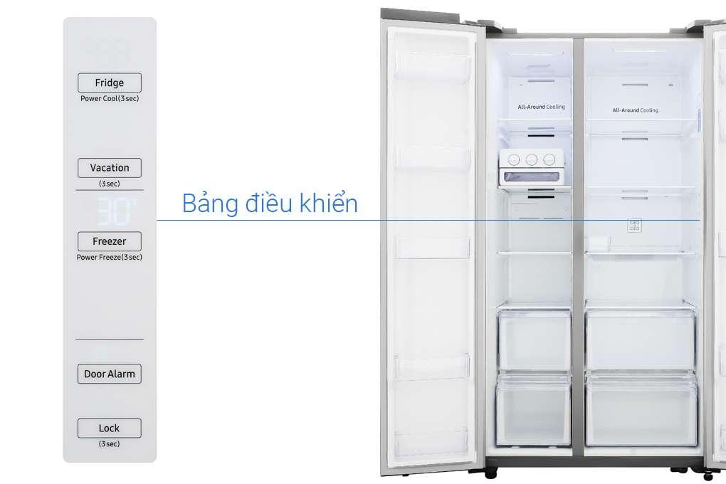 Tu Lanh Samsung Rs62r5001m9 Sv 9 Org