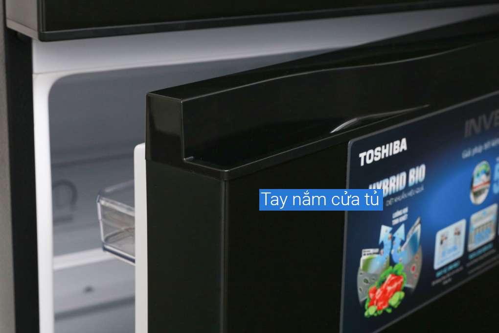 Tu Lanh Toshiba Inverter 330 Lit Gr Ag39vubz Xk 7 2 Org