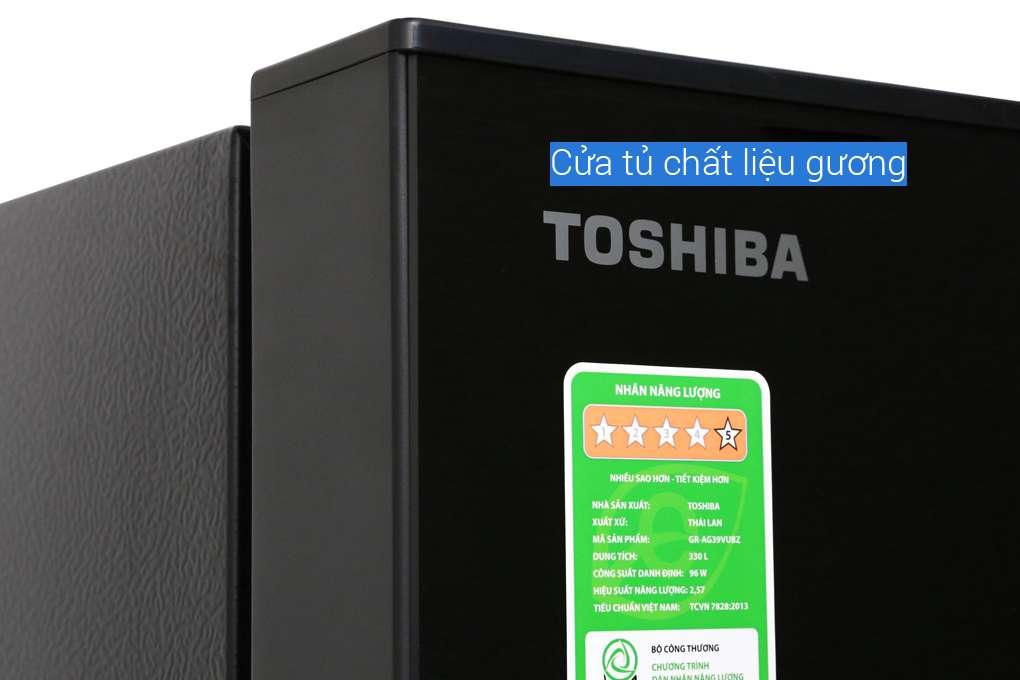 Tu Lanh Toshiba Inverter 330 Lit Gr Ag39vubz Xk 8 1 Org