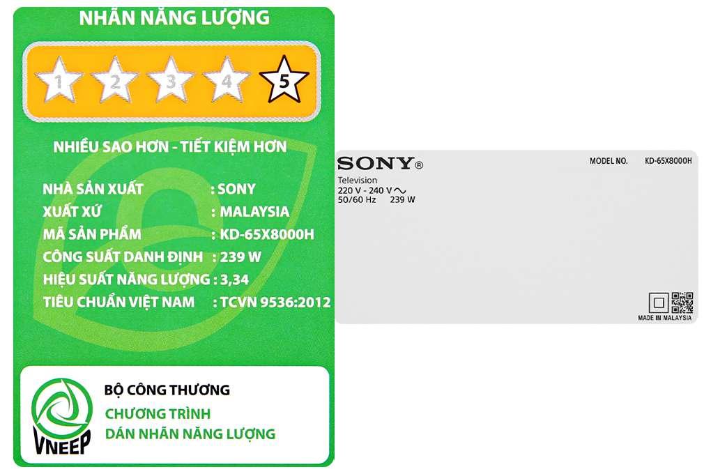 Sony Kd 65x8000h 8 Org