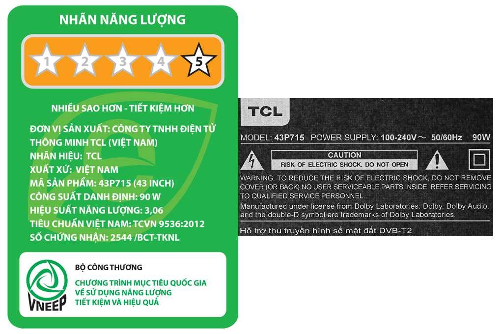 Tcl L43p715 8 Org