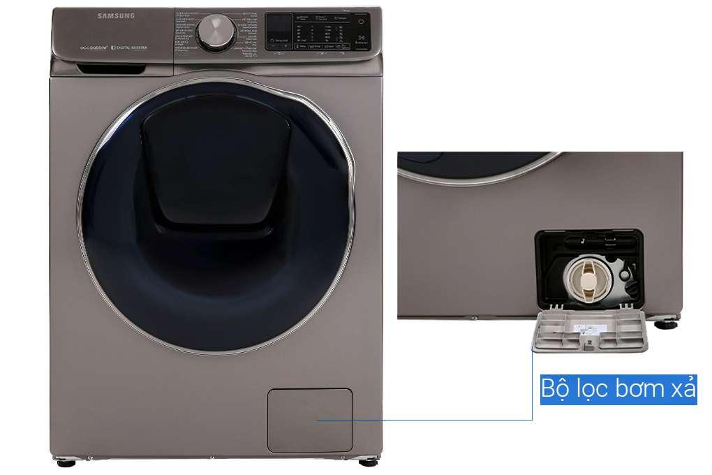 May Giat Say Samsung 10kg Wd10n64fr2x Sv 8 Org